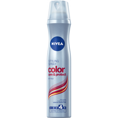 Nivea Color Care & Protect lak na vlasy, 250 ml