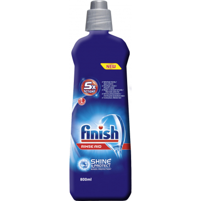 Finish Shine & Dry Regular, leštidlo do myčky na nádobí, 800 ml