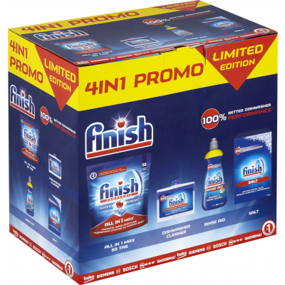 Finish 4in1 Promo Limited Edition