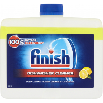 Finish čistič myčky Lemon, 250 ml