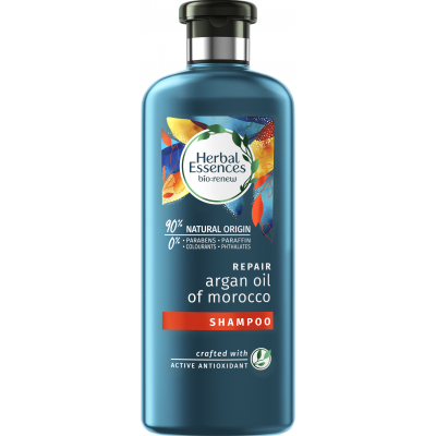 Herbal Essence Repair Argan Oil šampon, 400 ml