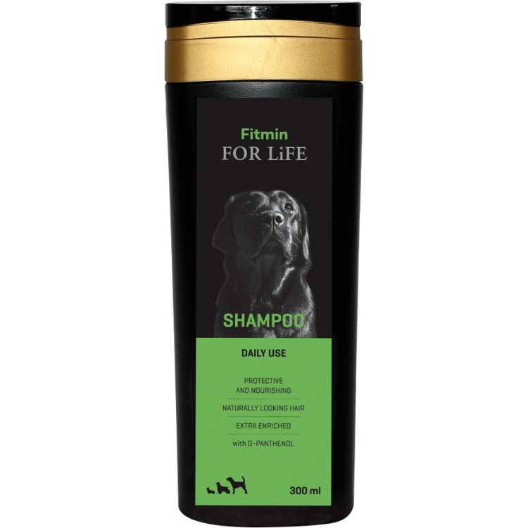 Fitmin For Life Daily use šampon pro psy, 300 ml